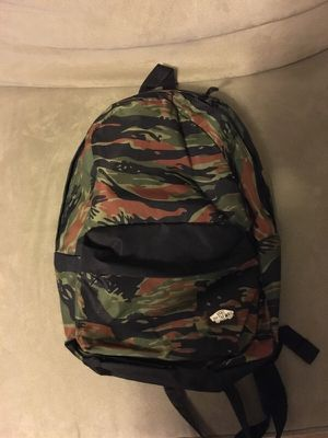 Vans camo backpack for Sale in Seattle, WA