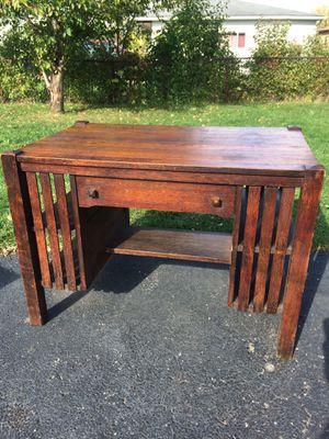 Mission Style Desk for Sale in Des Plaines, IL