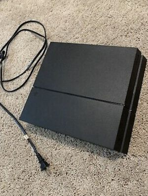 PS4 with controller for Sale in Princeton, NJ