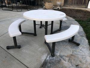 Lifetime table for Sale in Modesto, CA