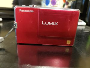 Panasonic Lumix camera for Sale in Lake Elsinore, CA