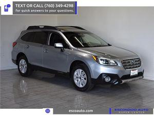 2015 Subaru Outback for Sale in Escondido, CA