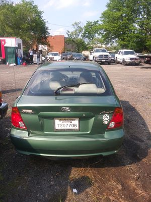 06 Hyundai Accent... Milg 210 for Sale in Capitol Heights, MD