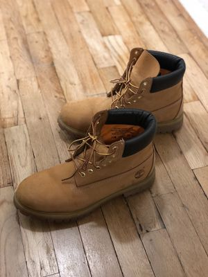 Men's Timberland boots size 11M for Sale in New York, NY
