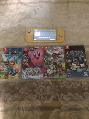 Nintendo switch lite for Sale in Richardson, TX