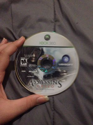 Assassins creed for Xbox 360 for Sale in Chicago, IL