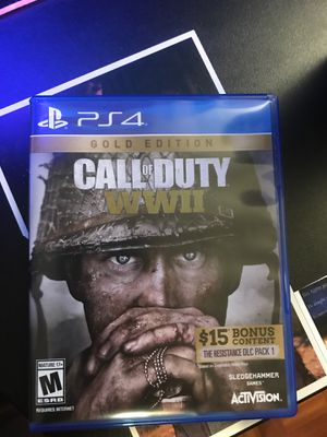 Call of Duty WW2 for Sale in Washington, DC
