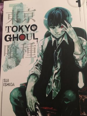 Tokyo Ghoul Book 1 for Sale in Sioux Falls, SD