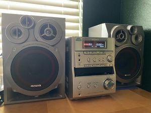 Sony radio/cassette tape/CD player for Sale in Lauderhill, FL