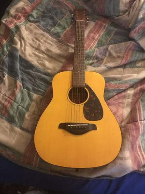 Yamaha guitar for sale new strings haven't really been played for Sale in Rockford, IL