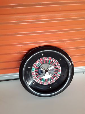 Roulette Wheel for Sale in Houston, TX