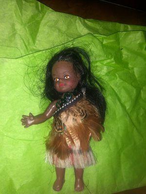 Antique Hawaiian Mini Doll for Sale in Chandler, AZ