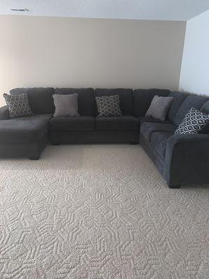 Ashley sectional sofa for Sale in Wichita, KS