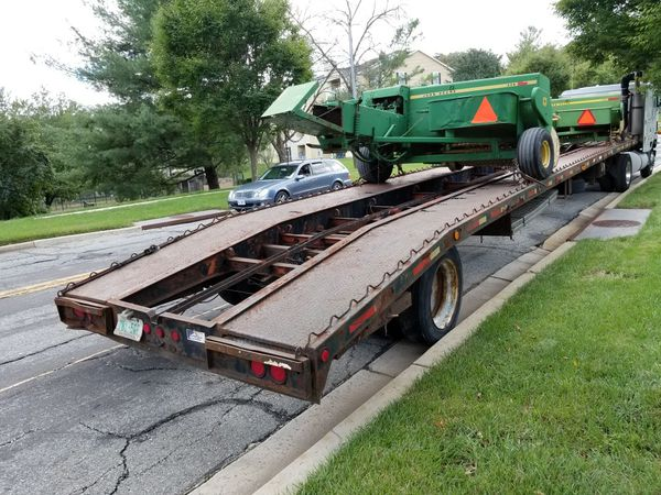 4 Car hauler Trailer Air ride, Air brakes