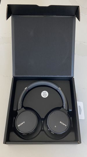 Sony Wireless Noise Cancelling Blue Bluetooth Headphones(WH-CH700N Blue) for Sale in Henderson, NV