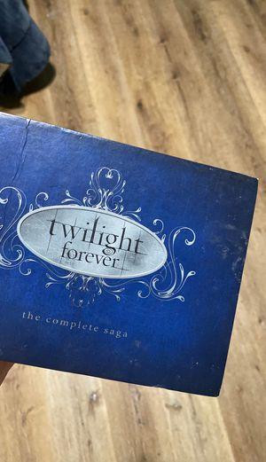 Complete Twilight Saga for Sale in Los Angeles, CA