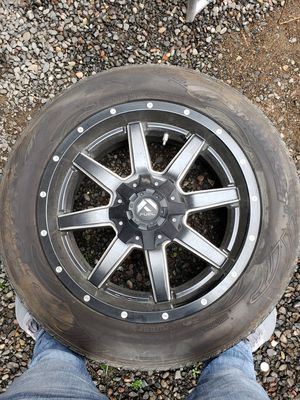 Fuel rims for Sale in White City, OR
