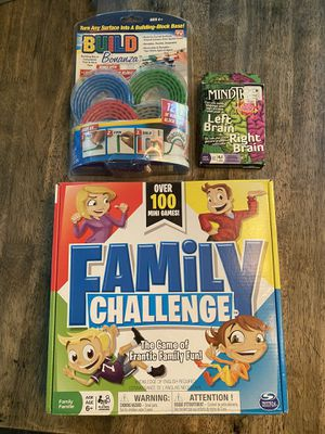 Puzzles and games for Sale in Long Beach, CA