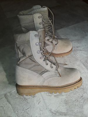 Military boots for Sale in Lutz, FL