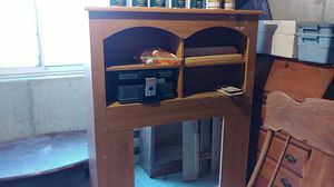 Twin bed bookcase headboard for Sale in Spanish Fork, UT