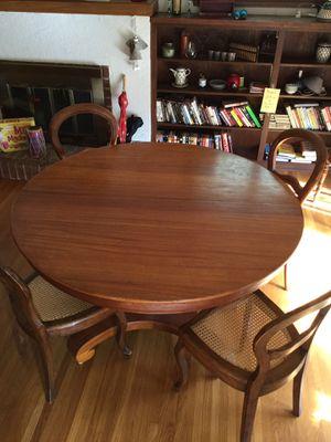 Mahogany table for Sale in Orange, CA