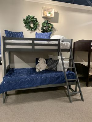 NEW BUNK BED FRAME IN TWIN / TWIN OR TWIN / FULL SIZE for Sale in Berkeley, CA