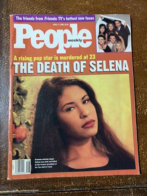 Selena magazines for Sale in Irving, TX