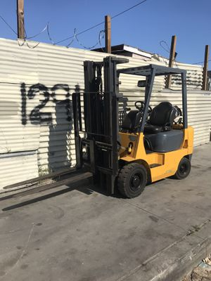 CATERPILLAR (CAT) FORKLIFT!!! SOLID PNEUMATIC TIRES!!! 3,600 LBS. CAPACITY!!! for Sale in Los Angeles, CA
