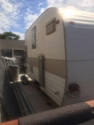 Vintage camper trailer for Sale in Commerce City, CO