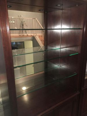 Thomasville mahogany cabinets for Sale in Erie, PA