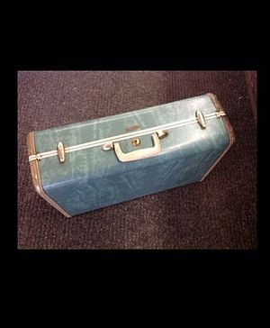 Vintage samsonite suitcase luggage for Sale in Columbus, OH