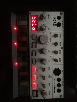 KORG volca bass for Sale in Seattle, WA
