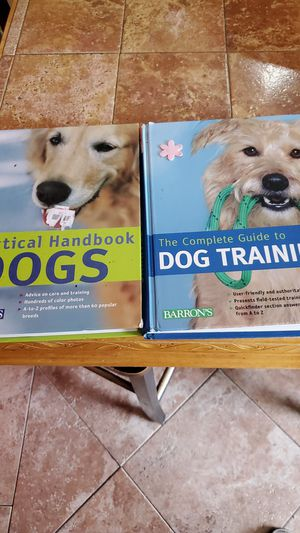 Dog training 1 and 2 for Sale in New Bedford, MA