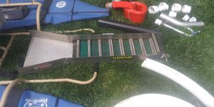Gold Dredge with 3 inch dry land hydro custom nozzle for Sale in Denver, CO