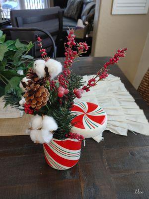 Porcelain succulent arrangement for Sale in Gilbert, AZ