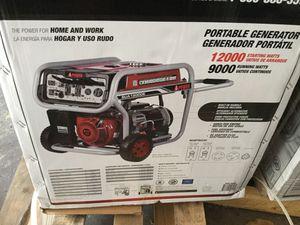 Brand New 12k Generator Electric Start for Sale in Coconut Creek, FL