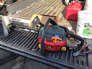 Chainsaw for Sale in Garden Grove, CA