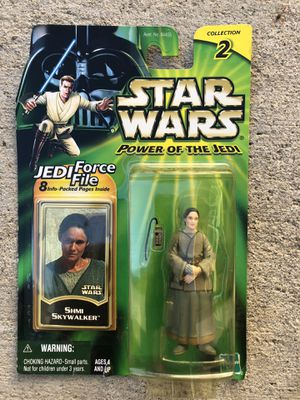 Star Wars Power Of The Jedi Shmi Skywalker Action Figure | Collection 2 for Sale in Los Angeles, CA