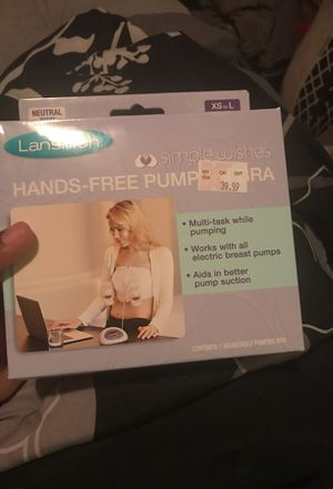 Hands free pump bra simple wishes make an offer for Sale in Nashville, TN