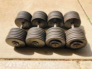 Dumbbells - Pro Style - Weights - Barbell - Work Out - Gym Equipment for Sale in Downers Grove, IL