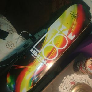 Ryan sheckler AUTOGRAPH D Plan B board for Sale in North Hollywood, CA