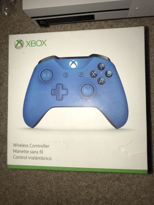 Xbox one S Bluetooth controller - Excellent Cnd for Sale in Sunnyvale, CA