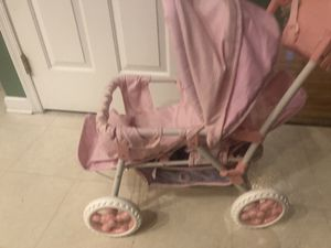 Doll carriage for Sale in Burlington, NJ