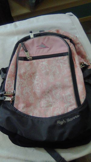 High Sierra Backpack for Sale in Des Moines, WA