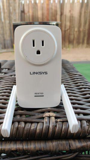 $10 Linksys RE6700 Wi-Fi Range Extender for Sale in La Mesa, CA