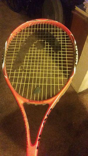 2 Tennis rackets (head&wilson) for Sale in San Bernardino, CA