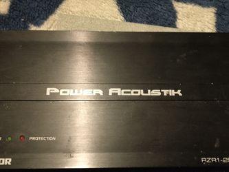Power Acoustik Sound Amplifier for Sale in Yakima,  WA