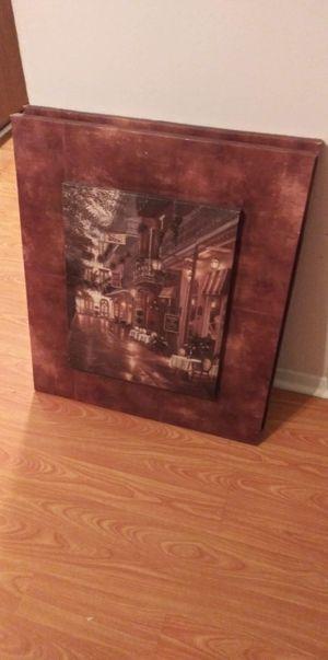 Kirkland's bourbon street photo set for Sale in Fort Wayne, IN