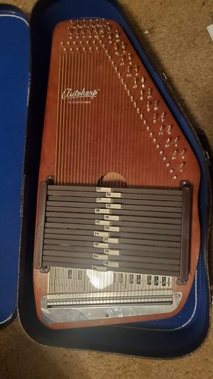 Oscar Schmidt Autoharp for Sale in Vista, CA