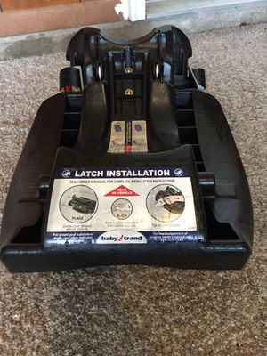 Babytrend car seat base for Sale in Fort Wayne, IN
